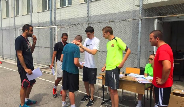 Младежите на БСП-Гоце Делчев връчиха традиционните баскетболни отличия