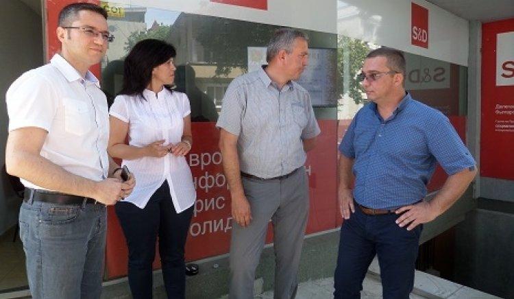 Кристиан Вигенин: БСП ще издигне кандидат, който ще спечели президентските избори